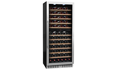 mQuvée built-in wine cooler – Wine Cave 102 Stainless
