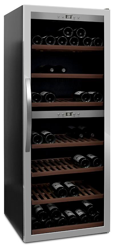 mQuvée free-standing wine cooler – WineExpert 126