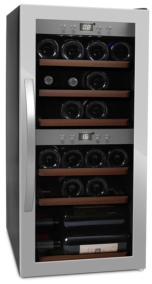 mQuvée free-standing wine cooler – Wine Expert 24