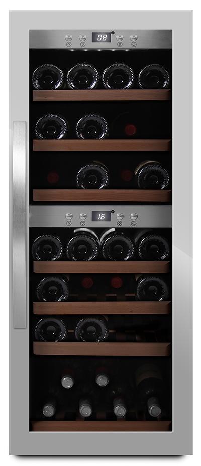 mQuvée free-standing wine cooler – WineExpert 38