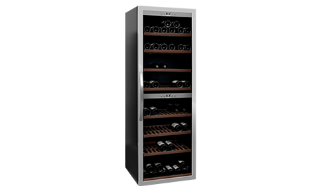 mQuvée free-standing wine cooler