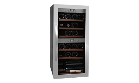 mQuvée free-standing wine cooler – Wine Expert SW-24