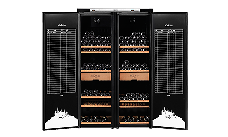 mQuvée wine cabinet - GrandCru 1200