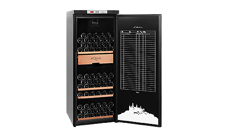 mQuvée wine cabinet - GrandCru 600