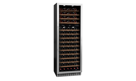 mQuvée built-in wine cooler – Wine Cave 187 Stainless