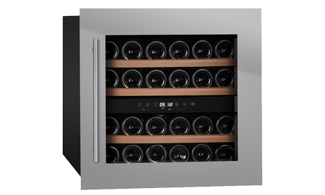 mQuvée integrated wine cooler – Wine Master 36D