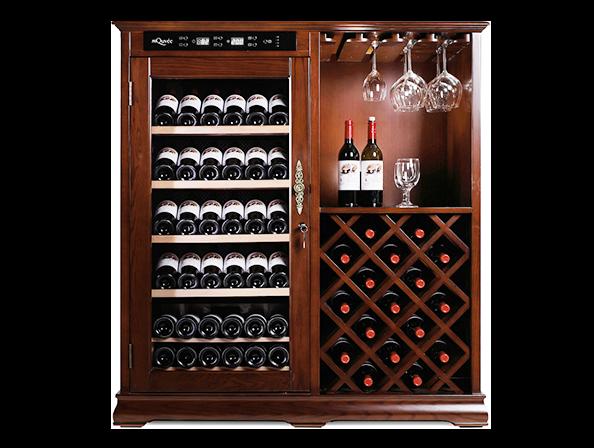 Mquv 233 E Wine Cabinet American Oak 100h Mquvee Com