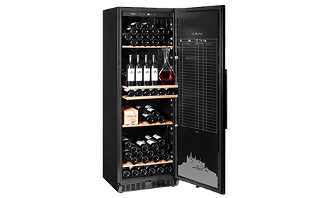 mQuvée wine cabinet – Wine Store 177 Black