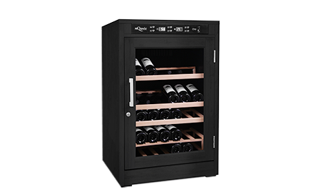 mQuvée wine cabinet – Wine Store 82 Black