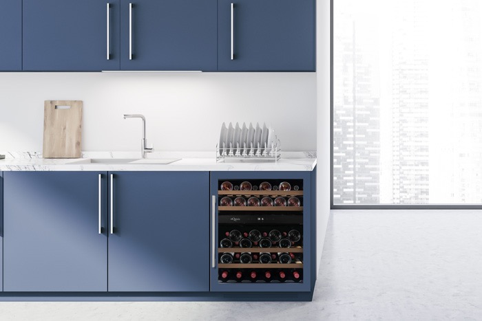 WineCave-60D-kitchen custom made