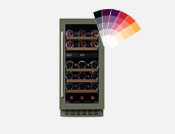 Custom made wine coolers
